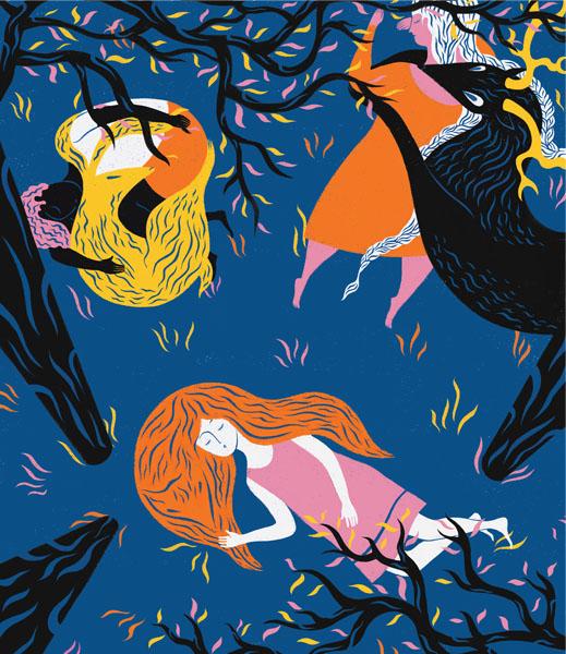 Dream-Samantha-Farina-Illustrator